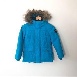 Eckored Down Winter Jacket